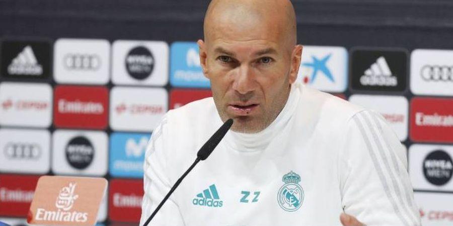 Pelatih Real Madrid Sebut Hazard Absen di Piala Super Spanyol