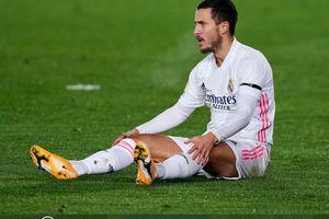 Tabur Garam di Luka Penggemar Real Madrid, Eden Hazard Minta Maaf