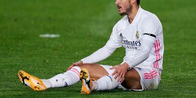 Eden Hazard Bikin Real Madrid Buang-buang Waktu dan Buang-buang Duit