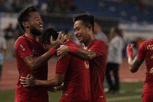 SEA Games 2019 - Media Vietnam Soroti Teknik Pemulihan Kebugaran Timnas U-22 Indonesia