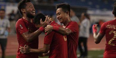 Termasuk Osvaldo Haay, Ini 3 Nama Pemain Indonesia yang Masuk Best XI SEA Games 2019