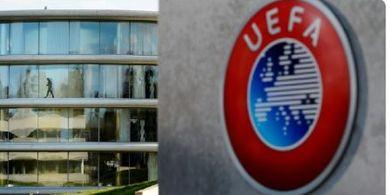 UEFA Bekukan Semua Kompetisi, Eropa Tanpa Sepak Bola hingga Juli