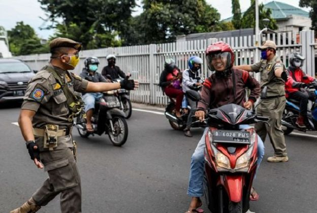 Catat Ya Bro Yang Enggak Punya Sikm Mudik Ke Jakarta Setelah Tanggal Ini Aja Motorplus