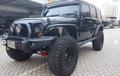 Jeep JK Sport Pentastar Sangar, Wajahnya Gak Bersahabat