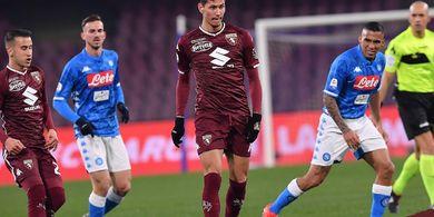 Munculnya Alien Sepak Bola Baru di Liga Italia Tadi Malam