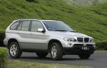 Buat Yang Nyali! Modal Rp 100 Jutaan Bawa Pulang BMW X5 Seri Lawas, Mewah