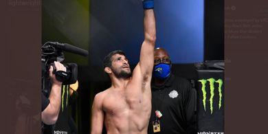 Taktik Beneil Dariush Bikin Karier Tony Ferguson Tamat pada UFC 262