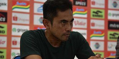 Eks PSS Sleman Tak Menampik Ada Pembicaraan dengan Sriwijaya FC, Jadi Pelatih Baru?