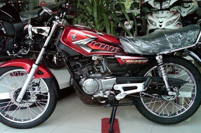 Yamaha RX King.