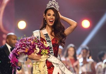 5 Fakta Catriona Gray, Miss Universe 2018 yang Juga Mahasiswa Musik dan Jago Bela Diri!