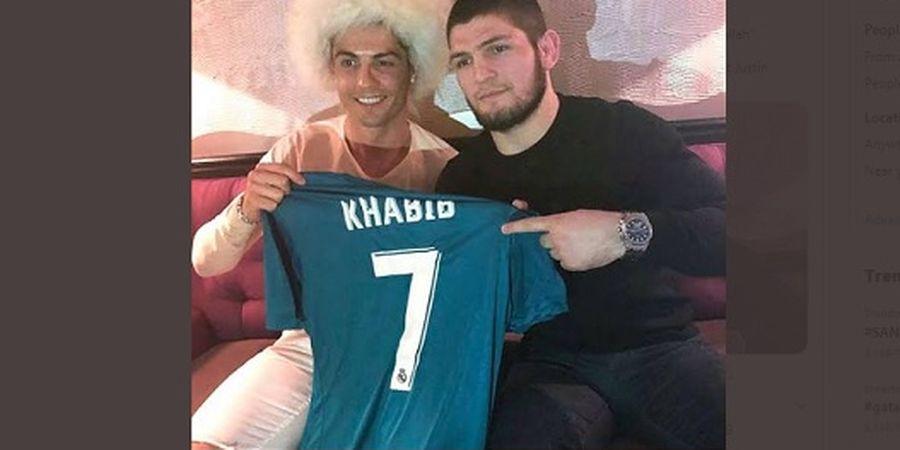 Cristiano Ronaldo ke Manchester United, Begini Reaksi Khabib dan Conor McGregor