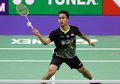 Hasil Hong Kong Open 2019 - Taklukkan Jonatan, Anthony Melaju ke Final