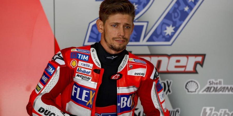 Casey Stoner Kecewa Ducati Lepas Andrea Dovizioso Musim Depan