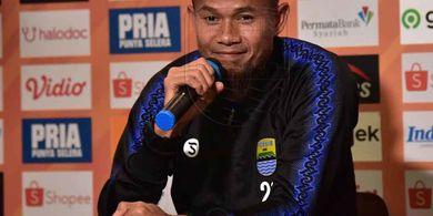 Alasan Supardi Nasir Mangkir dari Latihan Perdana Persib Bandung