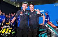Valentino Rossi: Kalahkan Franco Morbidelli Akan Sulit pada MotoGP 2021