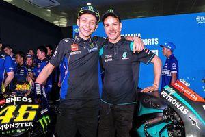 MotoGP Teruel 2020 - Morbidelli Juara, Valentino Rossi Bisa Bangga meski Tak Hadir Balapan