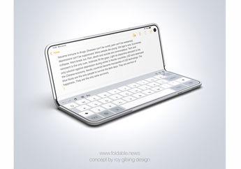 (Rumor) Apple Lakukan Uji Coba Layar dan Engsel untuk iPhone Foldable