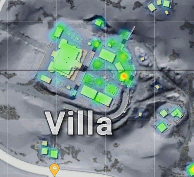 Wajib Tau 5 Tempat Looting Terbaik Di Vikendi Season 13 Pubg Mobile Semua Halaman Grid Games