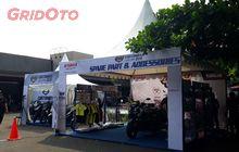 Sikat Sob, Ada Diskon Aksesoris Yamaha di Event Customaxi Bekasi