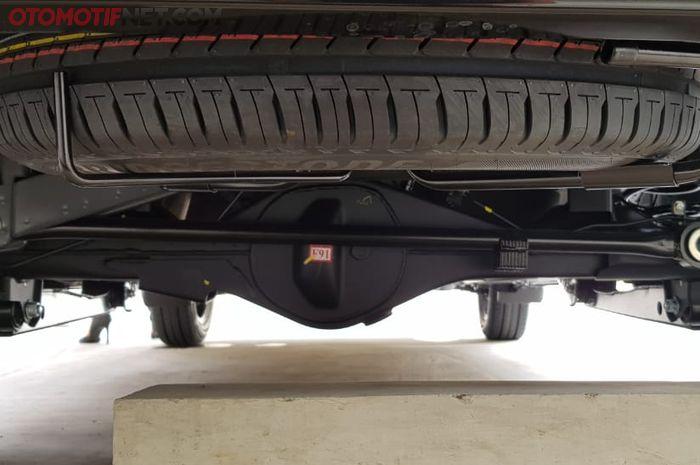 Lateral Rod Toyota Avanza dan Veloz Terbaru yang Mengalami Upgrade Untuk Menambah Kestabilan
