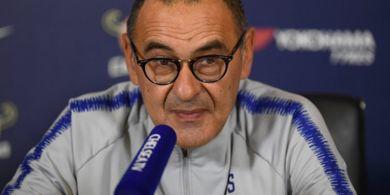 Dua Pelatih Dipertimbangkan Gantikan Maurizio Sarri di Chelsea
