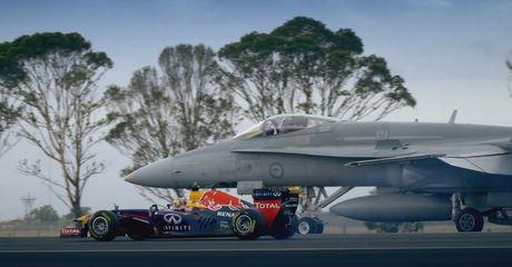 Siapa Juara? Duel Jet Darat Lawan Jet Tempur, Tengok Nih Videonya