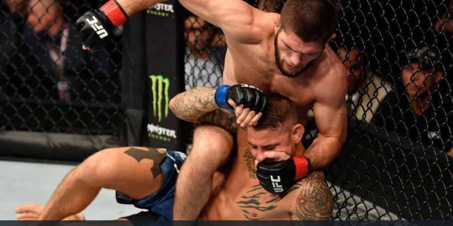Ganas di UFC Vegas 4 Setelah Dicekik Khabib, Poirier Tetap Dicap Pengecut