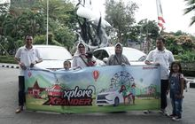 Serunya XploreXpander Di Surabaya, Kulineran Sampai Menyambangi ToRH