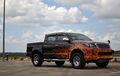 Toyota Hilux Lawas Sukses Tampil Berotot Plus Airbrush Lidah Api Keren