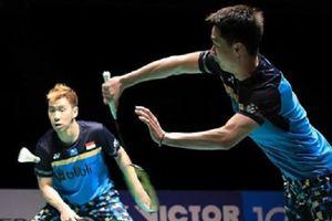 Badminton Asia Championship 2019 - Marcus/Kevin Batal Lawan Pebulu Tangkis Penerima Kartu Hitam Akibat Perubahan Draw, Ini Lawan Terbarunya
