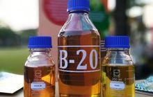 Tekan Pemakaian Energi Fosil, Jokowi Tingkatkan Biosolar B20 ke B100