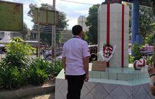 Ulang Tahun, Ketua Umun PSSI Lakukan Kegiatan di Monumen Soeratin