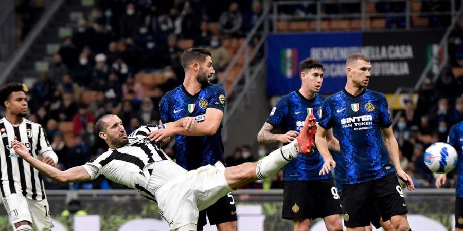 Pasca-Inter Milan Ditahan Imbang Juventus, Eks Bek Nerazzurri: Kalau Ada Lukaku Laga Berakhir 3-0