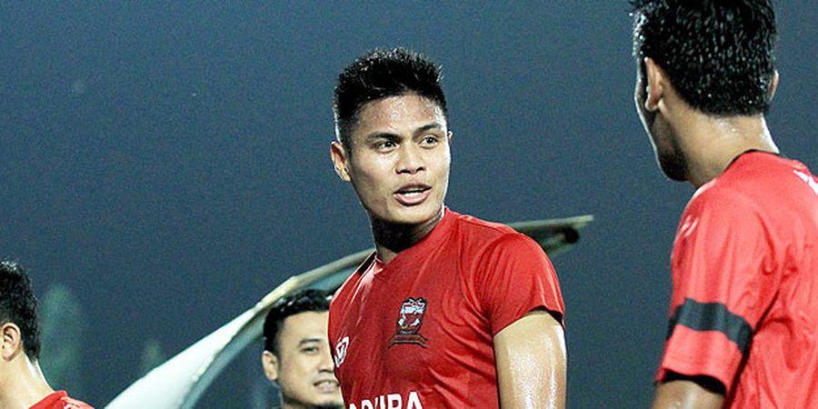 Persija Sudah 90 Persen Dapatkan Fachruddin dari Madura United