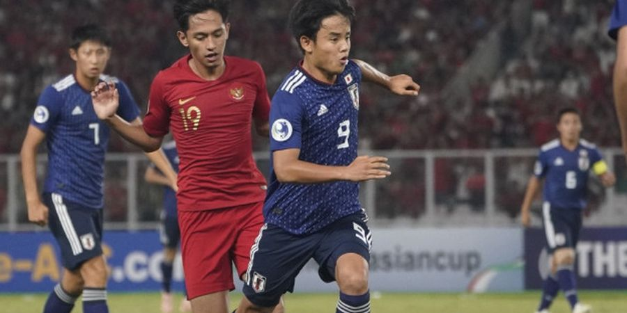 Piala Asia U-19 2020 - Edisi 2018, Timnas U-19 Indonesia Dihentikan oleh Tim dari Pemain yang Dikontrak Real Madrid