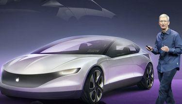 Quanta Dilaporkan Mulai Pasok Komponen Mobil Tanpa Sopir untuk Apple