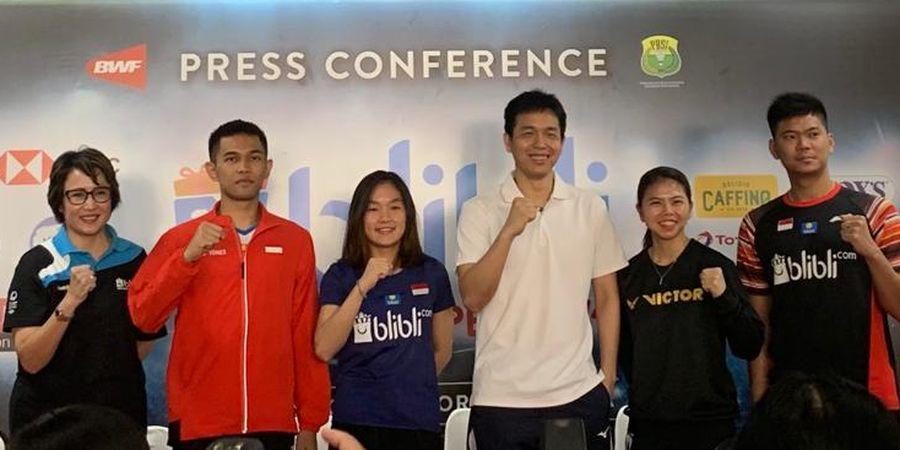 Indonesia Open 2019 - Praveen Jordan Siap Tebus Tiga Kali 'Runner-up'