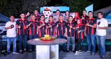 Toyota Agya Club Deklarasikan Chapter Ke-41, Kolaka