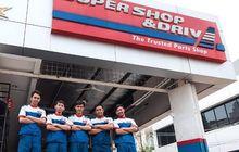 Rayakan Ulang Tahun Ke-20, Shop & Drive Tebar Promo Menarik