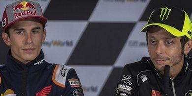 Jadwal MotoGP Styria 2021 - Marquez 100 Persen, Rossi Masih Pesimis?