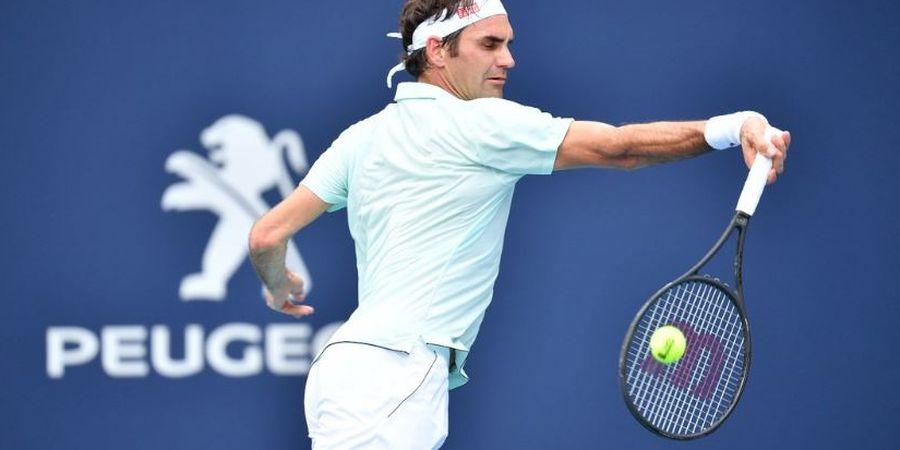 Federer Semakin Dekat dengan Rekor Milik Connors Berkat Miami Open 2019