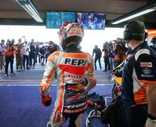 MotoGP Spanyol 2021 - Firasat Marc Marquez Soal Kecelakaan di Jerez Terbukti!