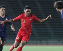 Jatuh 2 Kali di Kualifikasi Piala Asia U-23 2020, Asnawi Mangkualam Punya Motivasi untuk Bangkit
