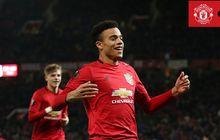 Serahkan Urusan Cetak Gol Manchester United ke Anak-anak Muda