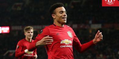 Greenwood Buat Alexis Sanchez Semakin Sulit Balik ke Man United