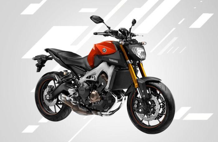 Yamaha MT-09 yang dijual di Indonesia oleh YIMM