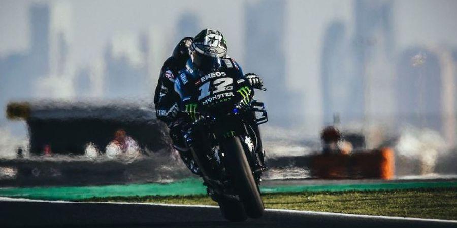Berita MotoGP - Maverick Vinales Bicara Soal Selisih Poin dengan Marc Marquez