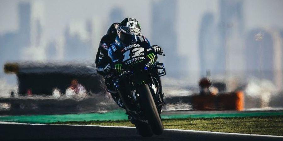 Terlibat Insiden di MotoGP Argentina, Vinales Mengaku Hal itu Wajar