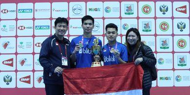 Jadwal Thailand Masters 2020 - Bocah Ajaib Indonesia Bertanding Siang Ini