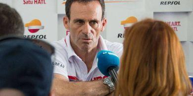 Manajer Repsol Honda Maklum dengan Insiden yang Dialami Alex Marquez
